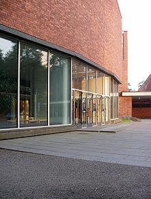 University of jyvaskyla for Alvar aalto swimming pool jyvaskyla